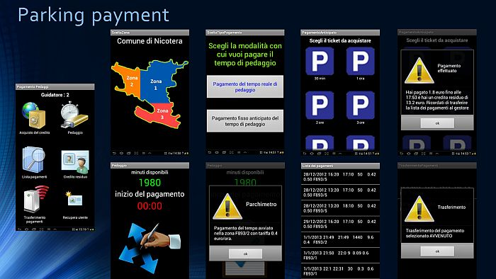 parking payment